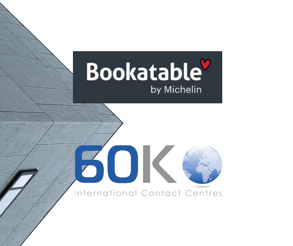 Bookatable by Michelin 60K